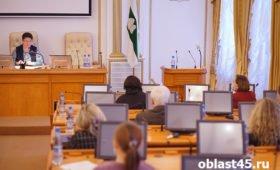 Зауральские депутаты готовятся принять социально-значимый закон